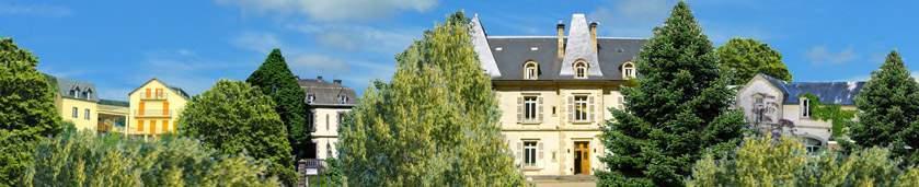 Gite de Grande capacité à la Bourboule en Auvergne