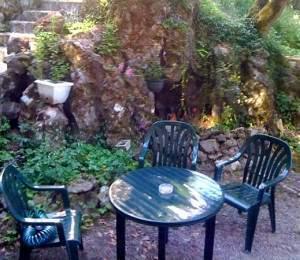 Gite la Buissonniere avec terrasse
