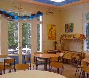 Gite François et Suzon salle à manger